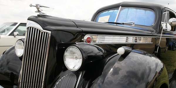 From automobiles to aircraft, Packard made some of the finest engines of the day.