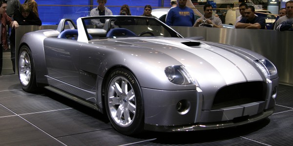Here we have a 2004 Shelby Cobra concept.