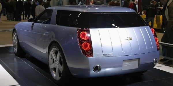 This 2004 Chevy Nomad concept is one I wish they had put into production.