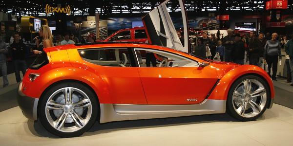 The 2008 Dodge ZEO.