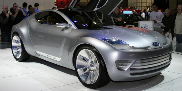Before there was a Ford Flex, there was this Ford Reflex concept.