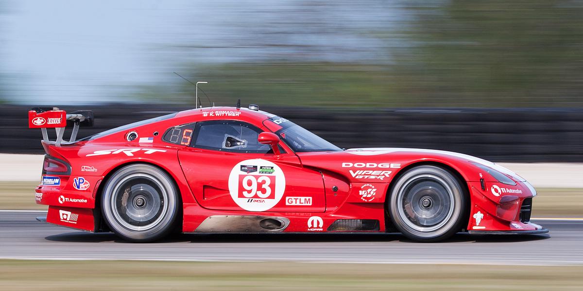 Srt Viper Racing Program Speed And Sport Journal